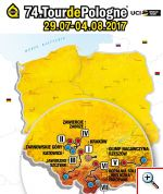 TdP 2017 mapa